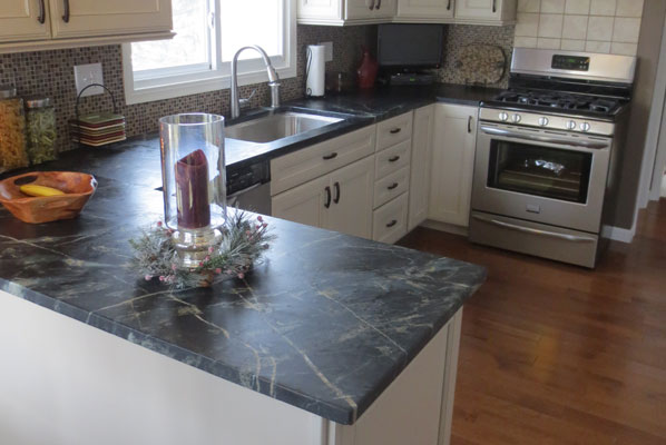Oswego Soapstone And Tile on agate countertops, copper countertops, slate countertops, stone countertops, paperstone countertops, kitchen countertops, solid surface countertops, corian countertops, silestone countertops, concrete countertops, granite countertops, metal countertops, bamboo countertops, black countertops, butcher block countertops, quartz countertops, obsidian countertops, marble countertops, hanstone countertops, gray limestone countertops,
